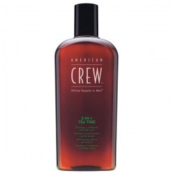 Купить American Crew 3-in-1 Tea Tree Shampoo Conditioner & Body Wash Киев, Украина